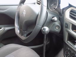 Manuell kontroll av bilen för funktionshindrade - photo 3