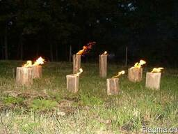 Swedish torches - photo 2