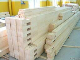 Wooden Houses Kit from Glued Laminated Timber - фото 3