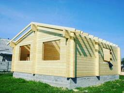 Wooden Houses Kit from Glued Laminated Timber - фото 6