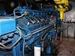 Б/У газовый двигатель MWM TBG 604-V-12, 1988 г. , 590 Квт - photo 4