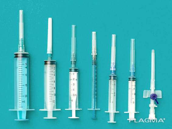 Medical needles and syringes