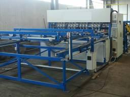 Сварочная Машина для изготовления 3D панелей (Швеция)