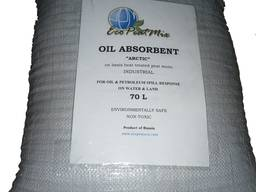 "Oil absorbent ""Arctic"" for oil spill response"