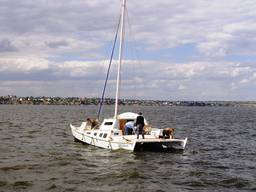 Professional construction of catamarans to order.
