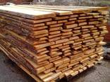 Unedged oak lumber - фото 2