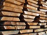 Unedged oak lumber - фото 3