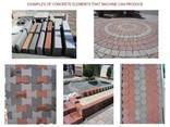 Пресс-формы для блок-машин Hess , Poyatos, Masа, Zenith. - фото 5