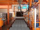Блок линия для производства тротуарной плитки U-1500 Швеция - фото 6