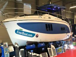 Яхта Эко Stilo 30 NEW электрическая(на солнечных батареях)